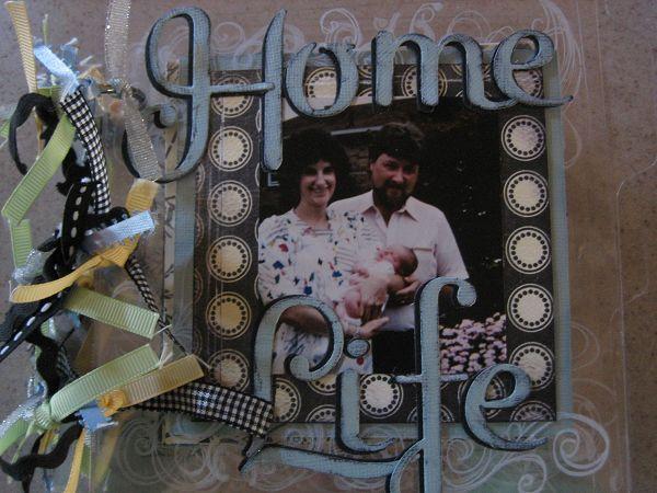 Home life mini album 1