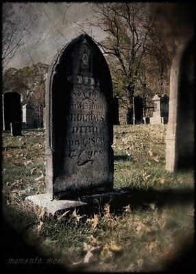 Momento Mori 6 Graveyard Photo