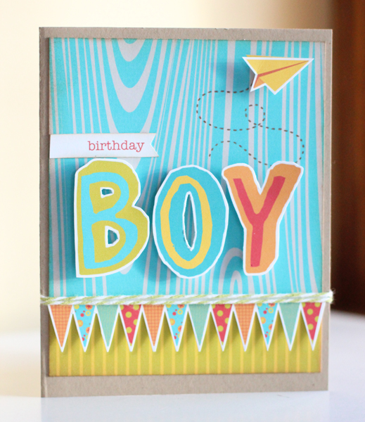 Print Candee March Kit Fantastic Boy Paper Is Love