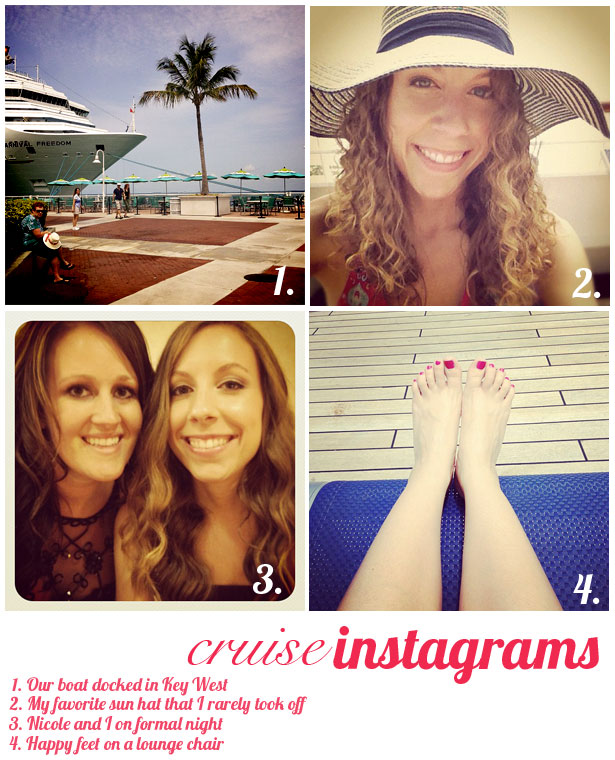 Instagramcollagecruise